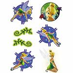 Disney Fairies Party Supplies - Temporary Tinkerbell Tattoo Favors