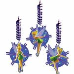 Disney Fairies Party Supplies - Tinkerbell Swirl Decorations