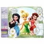 Disney Fairies Toys - Giant Activity and Game Floor Pad