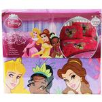 Disney Princess Bedding - Twin Sheet Set