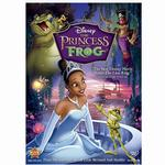 Disney Princess Movies - The Princess and the Frog