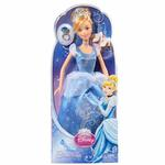 Disney Princess Toys - Deluxe Cinderella Fashion Doll