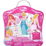 Disney Princess Toys - Sparkle Paper Doll Armoire