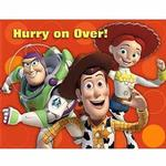 Toy Story Party Supplies - Postcard Invitations