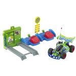 Toy Story Toys - RC's Race Gear, Gas and Go Playset