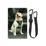 View Image 1 of Dog Auto Harness with Tether