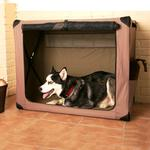 View Image 1 of Dog Digs Portable Dog Crate