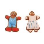 View Image 1 of Dog Gingerbread Cookies People Set