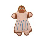 View Image 3 of Dog Gingerbread Cookies People Set