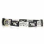 View Image 1 of Dog is Good Halo Dog Collar - Black