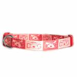 View Image 1 of Dog is Good Halo Dog Collar - Pink