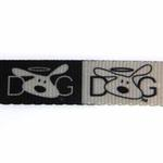 View Image 3 of Dog Is Good Halo Dog Leash - Black