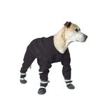 View Image 1 of Muttluks Dog Rainsuit - Black