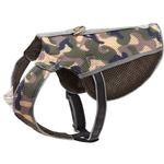 View Image 3 of Doggles Reflective Mesh Vest Harness - Camo/Gray