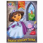 Dora the Explorer Books - Brave Knight Dora