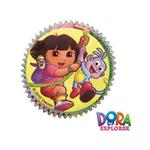 Dora the Explorer Party Supplies - Dora Baking Cups