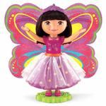 Dora the Explorer Toys - Magical Fairy Dora Doll