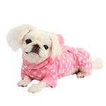 View Image 4 of Dreamy Hooded Dog Dress by Pinkaholic - Pink