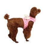 View Image 1 of Dreamy Pinka Dog Harness by Pinkaholic - Pink