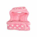 View Image 2 of Dreamy Pinka Dog Harness by Pinkaholic - Pink