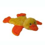 View Image 1 of Duck Squeaker Mat Dog Toy
