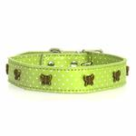 View Image 3 of Canine Charmers Dog Collar - Butterfly