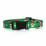 View Image 2 of Holiday Monkey Business Dog Collar - Ty