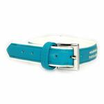 View Image 2 of Sparkle Gemstone Dog Collar - Bluebird