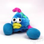 View Image 1 of Egg Babies Dog Toy - Fritzi the Fish