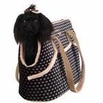 View Image 2 of Elfish Dog Carrier by Pinkaholic - Beige