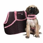 View Image 1 of Elfish Dog Carrier by Pinkaholic - Pink