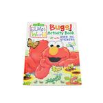 Elmo Party Supplies - Sticker Book
