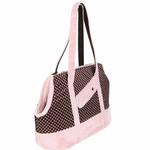 View Image 2 of Essence Dog Carrier by Pinkaholic - Pink
