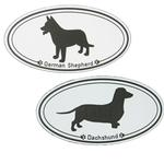 View Image 1 of Euro Style Dog Breed Magnets