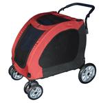 View Image 1 of Expedition Dog Stroller - Burgundy