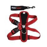 View Image 1 of EzyDog Chest Plate Dog Harness - Red