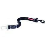 View Image 2 of EzyDog Click Adjustable Dog Car Restraint - Black