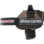 View Image 4 of EzyDog Convert Dog Harness - Gold