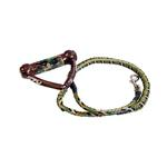 View Image 1 of EzyDog Cujo Shock Absorbing Dog Leash - Green Camo