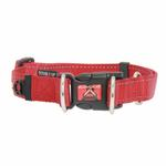 View Image 2 of EzyDog Double Up Dog Collar - Red