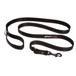 EzyDog Vario 4 Multifunctional Dog Leash - Black