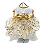 View Image 1 of Fairy Dress with Removable Wings and Bow