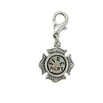 View Image 1 of Fire Dept. Collar Charm