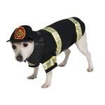 View Image 1 of Fire Fighter Dog Halloween Costume
