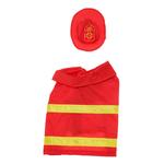 View Image 4 of Fireman Dog Halloween Costume