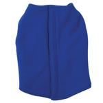 View Image 3 of Fleece Vests with Ripstop Chests - Blue
