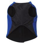 View Image 2 of Fleece Vests with Ripstop Chests - Blue