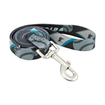 View Image 1 of Florida Marlins Baseball Printed Dog Leash