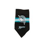 View Image 1 of Florida Marlins Mesh Dog Bandana