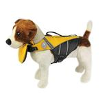 View Image 1 of Flotation Jacket by Doggles - Yellow